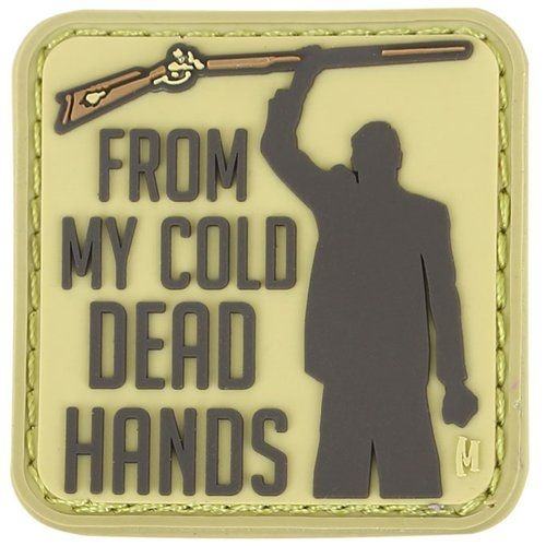 Maxpedition Cold Dead Hands Morale Patch