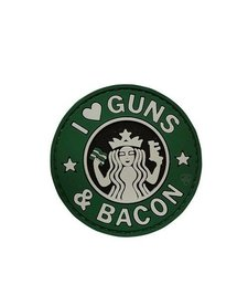 Guns & Bacon Morale Patch