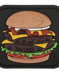 Burger Morale Patch