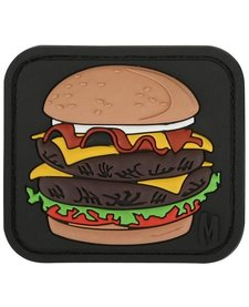 Burger Morale Patch