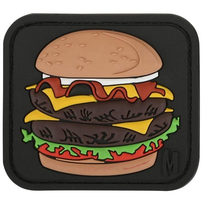 Maxpedition Burger Morale Patch