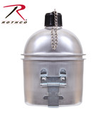 Rothco G.I. Style Aluminium Canteen
