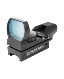1x34mm Dual-Illuminated Eye Relief Reticle Sight