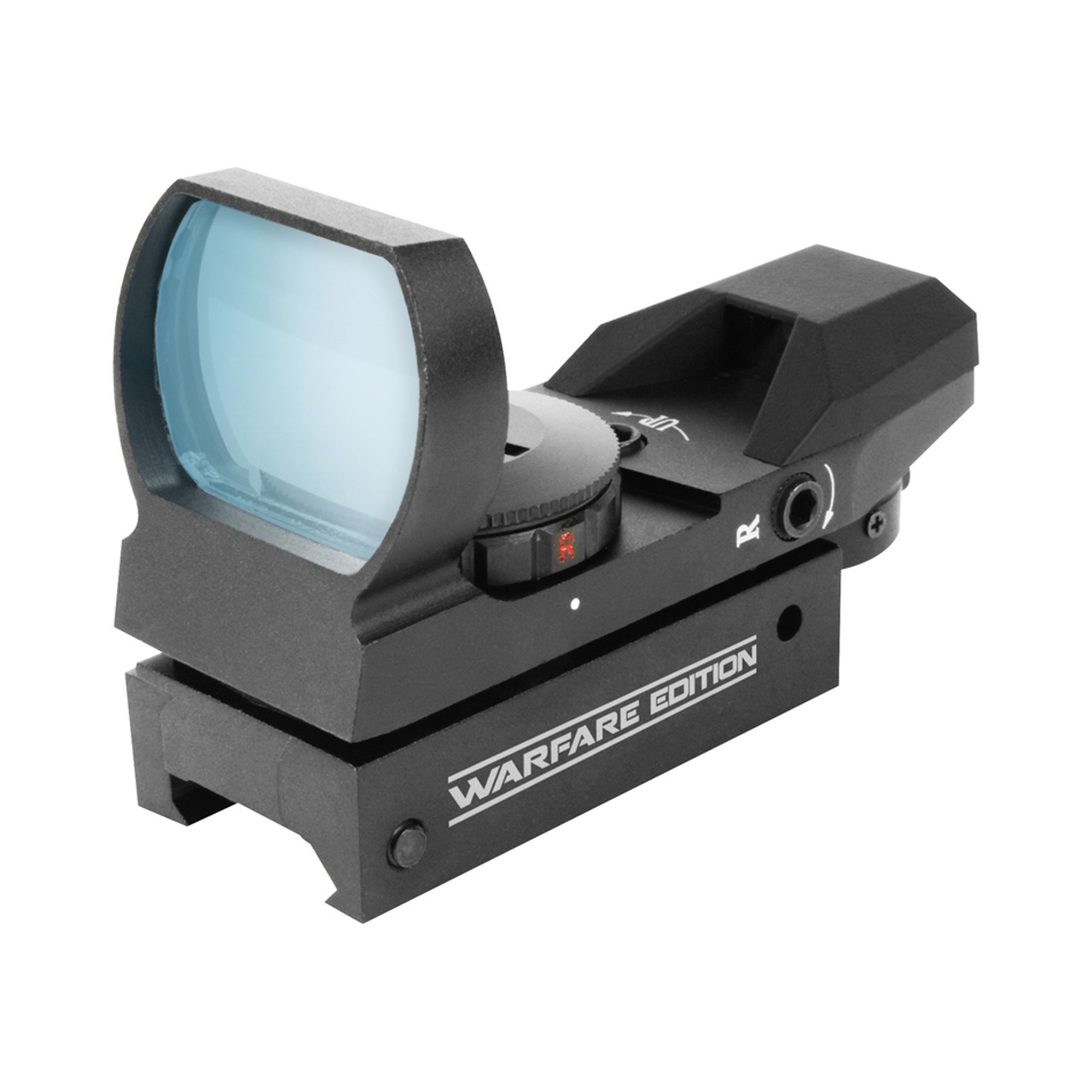 AIM Sports 1x34mm Dual-Illuminated Eye Relief Reticle Sight