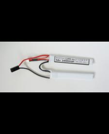 Rham Power 7.4v Lipo 1450mAh Nunchuck
