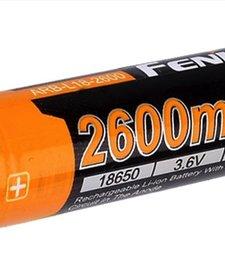 2600 mAh 18650 Battery