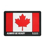 5.11 Tactical Canada Flag Patch
