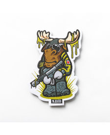 Canada Tactical Moose Patch