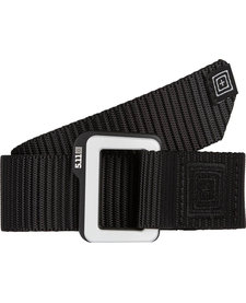 Traverse Double Buckle Black