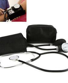 Stethoscope BP Cuff Set