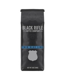 Ground 12oz Bag Thin Blue Line