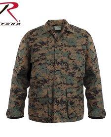 Army Combat Uniform Shirt Woodland Digital