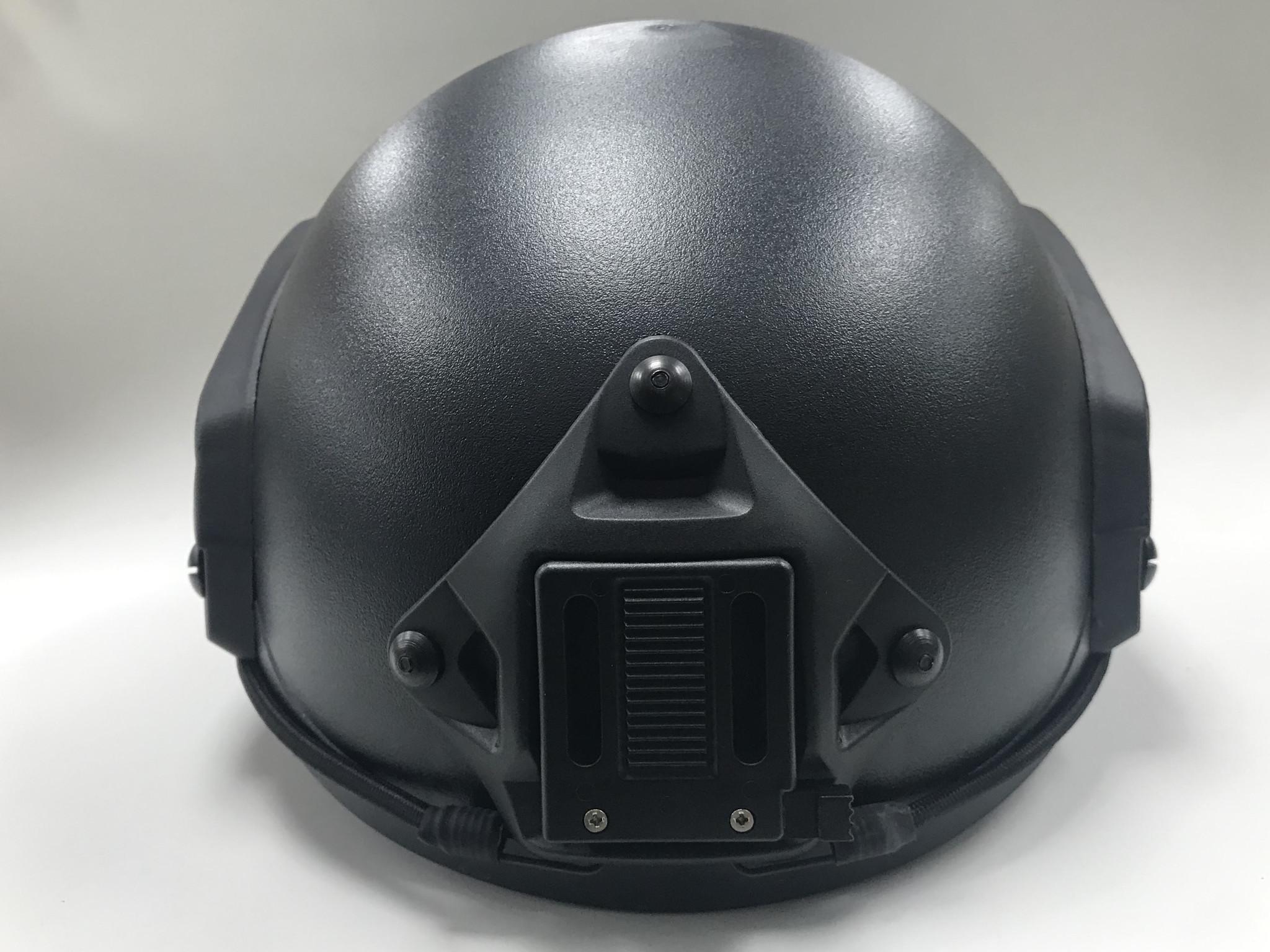 Krousis Maritime Helmet (Premium Grade) Black