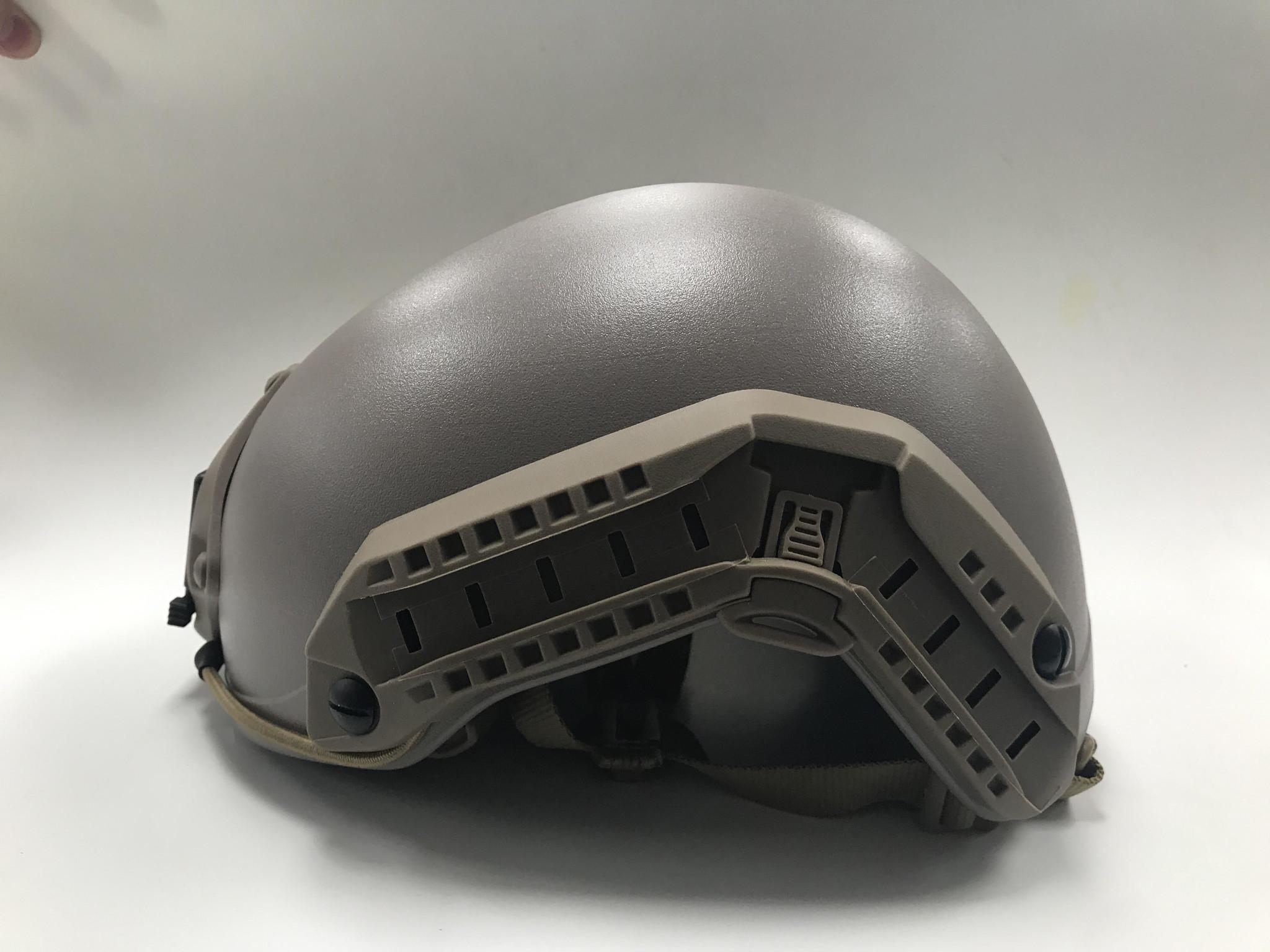 Krousis Maritime Helmet (Premium Grade) Dark Earth