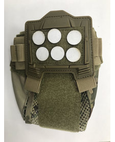 MARITIME HELMET MULTIFUNCTIONAL COVER Multicam