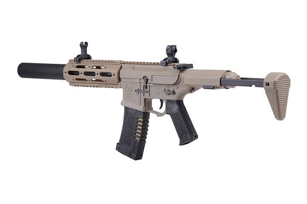 Amoeba M4 HONEY BADGER SD Dark Earth
