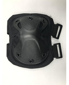 Tactical Knee & Elbow Pad Set Black
