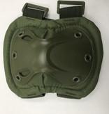 Krousis Tactical Knee & Elbow Pad Set Olive Drab
