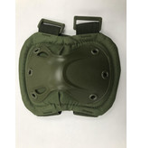 Krousis Tactical Knee & Elbow Pad Set Olive Drab