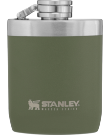 8OZ Master Flask Olive Drab