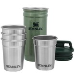 Stanley Advanced Nest Shot Glass Hammertone Green