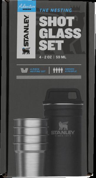 Stanley Advanced Gift Box Shot Glass Matte Black + Flash