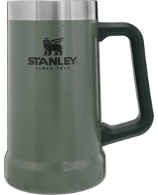 Advanced 24OZ VAC Stein Hammertone Green