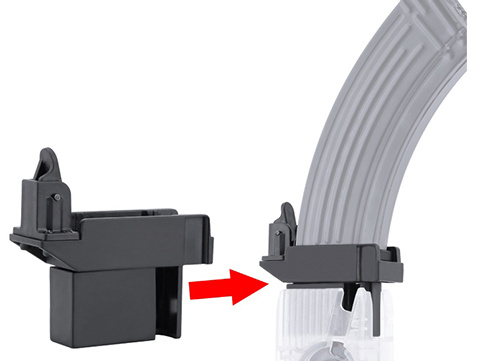 Matrix Magazine Adapter For Odin Innovations Speed Loader (AK)