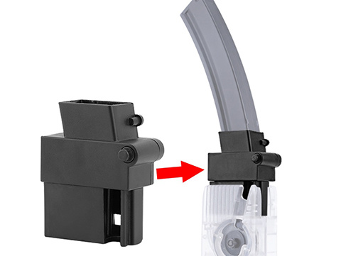 Matrix Magazine Adapter For Odin Innovations Speed Loader (MP5)