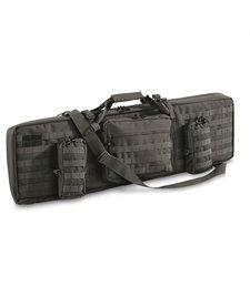 "42"" Ultimate Dual Weapon Case Rifle Bag Black"