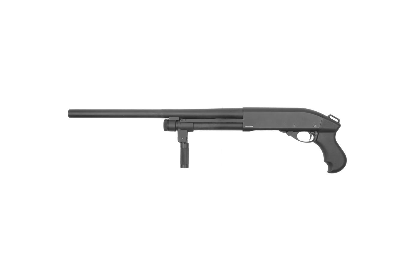 Matador Tactical CSG Super Shorty Gas Shotgun Black