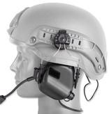 Earmor M32H Mod 3 Tactical Communication Headset for FAST Helmet