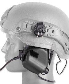M32H Mod 3 Tactical Communication Headset for FAST Helmet