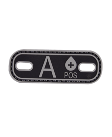 Blood Type A+ Patch
