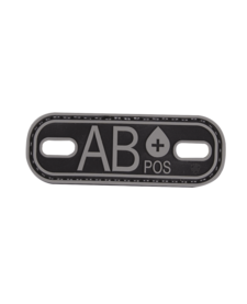 Blood Type AB+ Patch