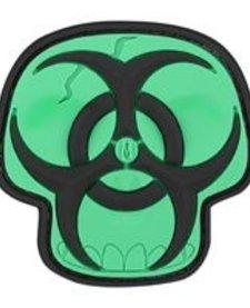 Biohazard Skull Morale Patch SWAT