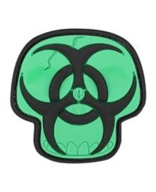 Biohazard Skull Morale Patch SWAT