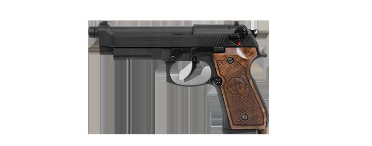 G&G Armament GPM92 GP2 Black w/ Wood grips