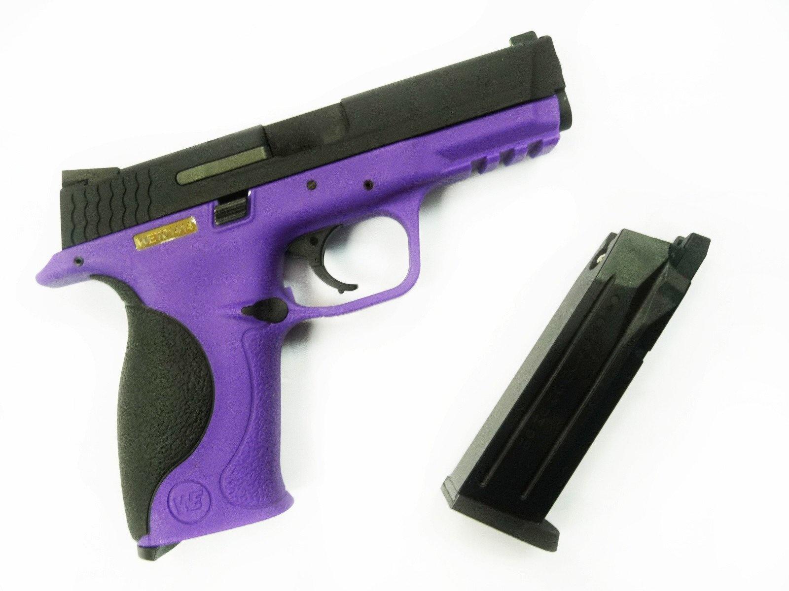 WE Tech Big Bird Purple w/Extended Inner Barrel