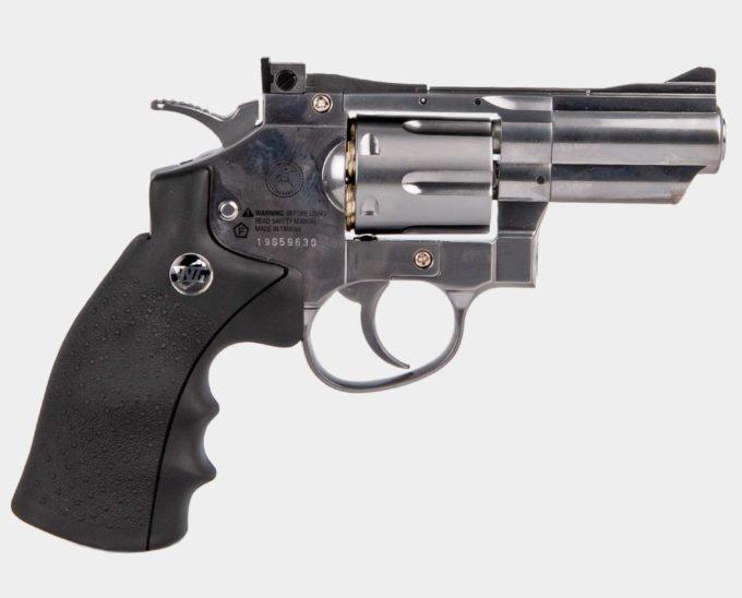 "Wingun Super Sport Revolver 2.5"" SV"