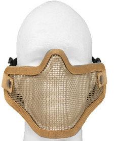 Carbon Steel Half Mask - Double DE