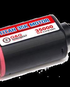 Titan 35K Motor Long