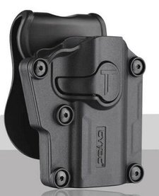Universal Holster w/Paddle (Adjust to Fit Model)
