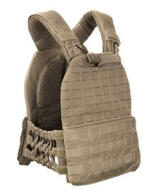 TACTEC Plate Carrier : Sandstone