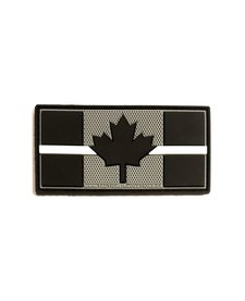 PVC Patch - Canadian Thin White Line 1.5x3