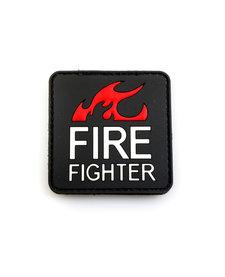 PVC Patch - Firefighter 2x2