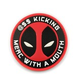 Tactical Innovations Canada PVC Patch - Dead Pool - Merc with a Mouth