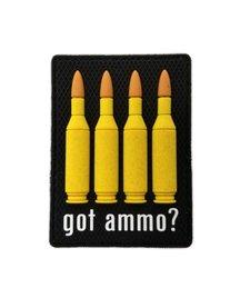 PVC Patch - Got Ammo 223cal