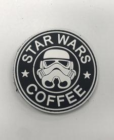 PVC Patch - Star Wars Coffee