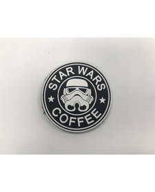 PVC Patch - Star Wars Coffee